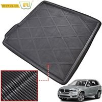 MISIMa For BMW X5 E70 F15 2007-2018 5-Seats Rear Trunk Mat Cargo Tray Boot Liner