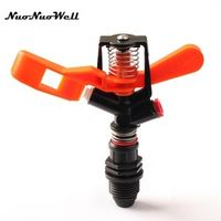 "2pcs NuoNuoWell 1/2"" DN15 Rotating Spray Nozzle Sprinkler"
