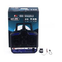 Strong-Toyers Hight Quality Great 4CH 2.4GHz Remote Control