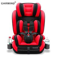 carmind Child car safety seat with cup holder isofix soft
