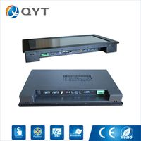 21.5 inch embedded panel With intel core i5 cpu industrial all-in-one pc 4gb ddr3 32g