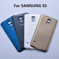 For Samsung Galaxy S5 Phone Cases Battery Back Cover Replacement Rear Door Housing