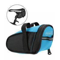 Roswheel Waterproof Bicycle Bike Storage Bag Rear Seat Quakeproof Cycling Saddle