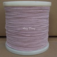 200meters/lot 0.1x15 shares its antenna litz strands copper