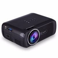 H96 U80 Mini Projector 2000 Lumens HDMI LCD Home Theater Beamer LED Uhappy Proyector