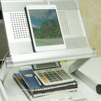 Laptop stand folding lift high neck computer desktop radiator base stand office