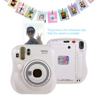Fujifilm Instax Mini 25 Instant Camera Hello Kitty Built-in Selfie Mirror Flash Dual Shutters Auto Pop-up Lens w/ Close-up Lens