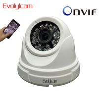 Evolylcam HD 720P 960P 1080P IP Camera P2P Onvif Security CCTV Camera Network Alarm Surveillance Night Vision Indoor Dome Camera