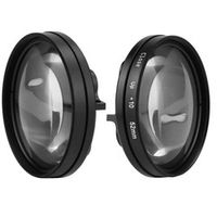 SUNNYLIFE 52mm Close up 10 lens 10X Macro Lens Filter for Gopro Hero 5 Black Action
