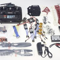 F07218-B QuadCopter ARF/Kit RTF:QQ Super Control Motor