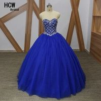 HCWBridal Extravagant Ball Gown Quinceanera Dress