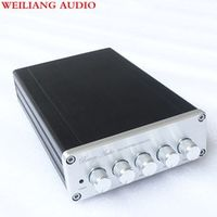 weiliang audio Breeze audio DP1 TPA3116 D2 NE5532 4 2.1 Digital Amplifier 50W *