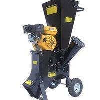WCS-6.5HP tailed wood chipper shredder machine