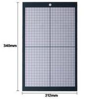 ROCKY PRINT ART A4 Cutting Mat for Cutter Plotter Single Materials