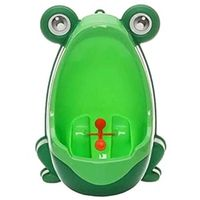 Hot Sale Boy's Portable Potty Urinal Standing Toilet Penico Frog Shape Vertical Wall-Mounted Pee Boy Bathroom Urinal Closet
