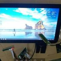 BiNFUL 12.1 inch lcd kits 1280*800 10fingers touch support win7 win8 win10 android