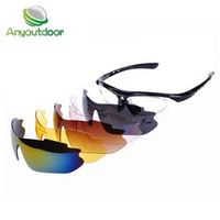Anyfashion Anyoutdoor OULAIOU 0089 Riding Bicycle Bike cycling eyewear UVA UVB Sports