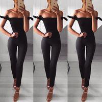 ITFABS Women One Shoulder Bodycon Bandage Long Clubwear