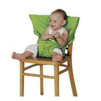 Portable Baby Kids Child High Seat Safety Belt Folding