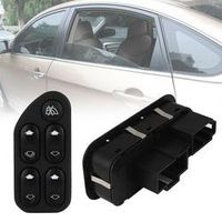 Vehemo 4L5514529AA Lifter Accessory Control Switch Premium for Ford Fiesta