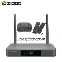 Zidoo X9S Airmouse Keyboard HDMI TV BOX Android 6.0 16G with US EU Russia Aisa IPTV