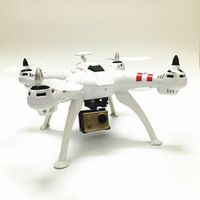 BQD RC Bayangtoys X16 Quadcopter Brushless Drone FPV Drones With EKEN H9/H9R 4K Camera HD 1080P 12Mp RC Helicopter Dron