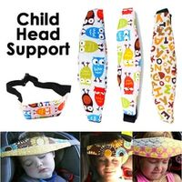 FOCUSNORM Adjustable Baby Car Seat Headrest Sleeping Head