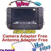 "RCD330G Plus RCD330+ RCD510 RCN210 RCD340G Car 6.5"" MIB Radio For VW Golf 5 6 Jetta MK5 MK6 CC Tiguan Passat CC Polo"