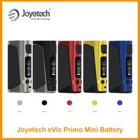 Original Joyetech eVic Primo Mini Box Mod Kit 80W Output Powered by 18650 Battery(not included) Vape Electronic Cigarette