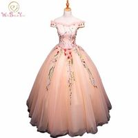 WALK BESIDE YOU Quinceanera Dresses Ball Gown Prom Dresses