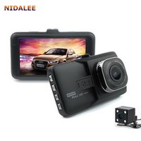 NIDALEE Camera FHD 1080P Night Vision Car DVR 3.0 inch WDR Auto Logger video Recorder