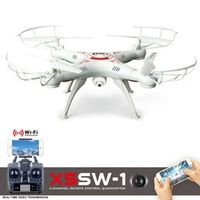RC Drone 2.4G with fpv camera x5c x5sw upgrade 6 Axis Real Time RC Helicopter