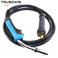 TRUSOXIN accessories BINZEL 24KD CO2 gun/welding torch for the MIG MAG MB NBC NB