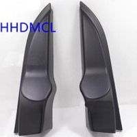 AHHDMCL Car Tweeter Refitting Speaker Boxes Audio Door Angle Gum For Toyota Innova