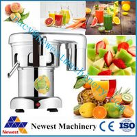 stainless steel mango juicer machine/new desigh fresh juice making/juicer machine slow juicer