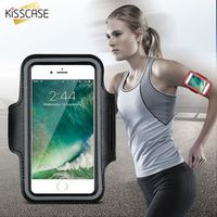 KISSCASE Waterproof Sport Armband Case for iphone 6 6s i6 Gymnasium Activities