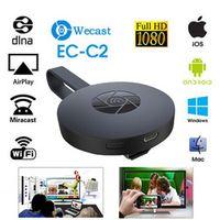 ZUCZUG EZCast Google Chromecast Digital HDMI Media Video Streamer Wi-Fi for Android