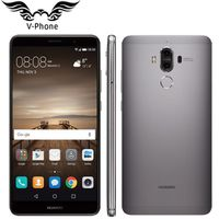 "Huawei Mate 9 Mate9 4G LTE Octa Core 4GB RAM 32GB ROM 5.9"" HD Android 7.0"