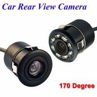 Waterproof Parking Assistance Reversing Back Car Rear View Camera HD CCD Image Sensor