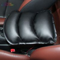 RIMIDI Car Armrests Cover Console Arm Rest Pad For Toyota Camry Corolla RAV4