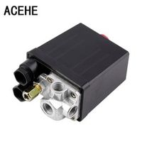 ACEHE 1Pc Heavy Duty Pressure Valve 90 PSI -120 Air Compressor Switch Control