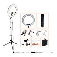 "18""240pcs 5500K Dimmable Photography Photo/Studio/Phone/Video LED Ring Light Lamp"