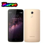Original HOMTOM HT17 Cell Phone MTK6737 3000mAh Battery 1G RAM 8G ROM 5.5 Inch HD Screen Touch ID Android 6.0 4G LTE Smartphone