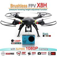 FZWRC X8H brushless motor RC FPV Quadcopter Drone