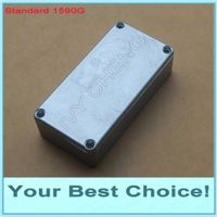 50pcs/Lot Standard 1590G Diecast Aluminium Enclosure,Aluminium Box ( DHL Fast Free Shipping To Most Country !!! )