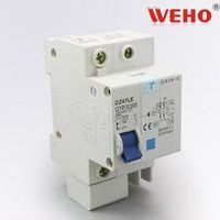DZ47-LE 16A 230V~ 50HZ/60HZ 1P+N Residual current Circuit breaker with  Leakage protection RCBO