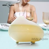 Home Ultrasonic Humidifier Aroma Diffuser Mist Maker Portable Air Humidifier Dry Protect Atomizer With 7 Color LED Lights