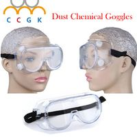 Anti dust goggles Chemical Anti-wind goggles Working safety Prevent splashing  anti-impact multi-mirror protective labor glasses