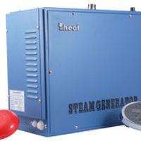 10.5 kw steam generator with controller