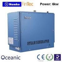 Oceanic 6kw family steam generator for steam bath